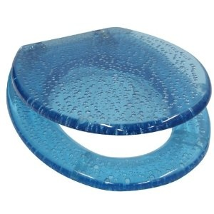 Stupendous Blue Bubble Toilet Seat Related Keywords Suggestions Beatyapartments Chair Design Images Beatyapartmentscom