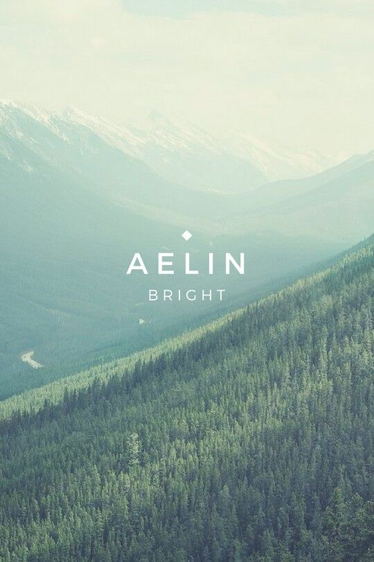 Aelin name meaning