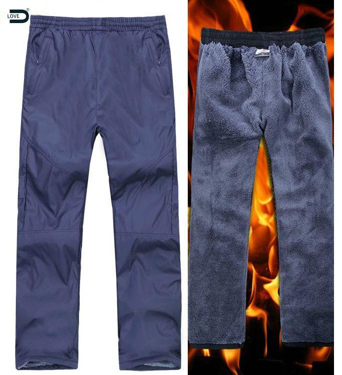 Стиль звезд мужчины зима свободного покроя спорт бег гимнастика брюки мужчины в зима толстый бег кастрюли брюки на открытом воздухе брюки