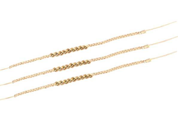 010 Gold Dream Beads Money (pack of 10)