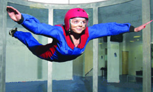 Tandem Skydive for charity