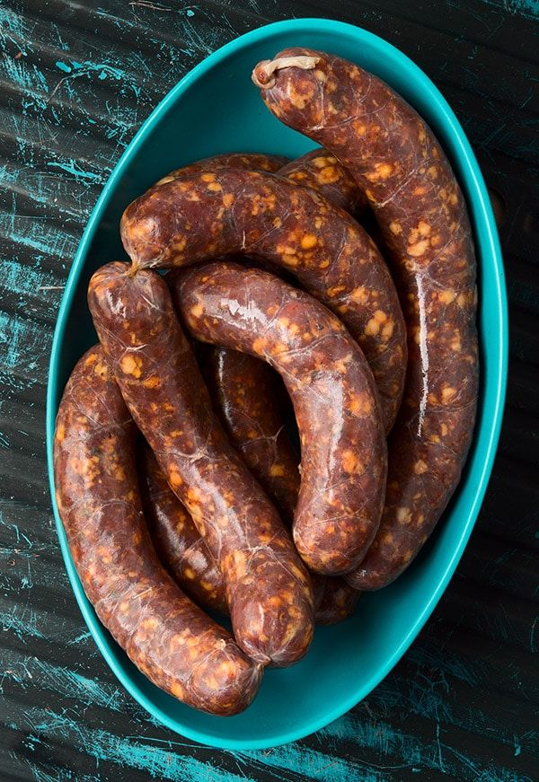 How to make hot Italian sausages at home. Pork, chile peppers, garlic, fennel seeds. This is a classic. Recipe from Hunter Angler Gardener Cook.  via @huntgathercook