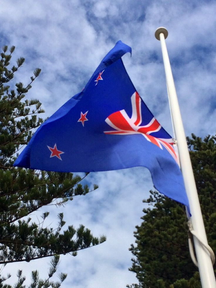 Lest We Forget Anzac Day Flag