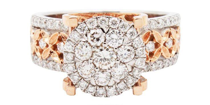 sebuah cincin berlian ternyata memiliki banyak kepentingan untuk dibeli, tak hanya sebagai investasi cincin berlian juga dapat menampakkan kemewahan