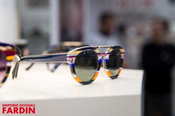 occhiali prodotti in esemplari unici. Montature artigianali e materiale di altissima qualità per prodotti unici. #ultralimited #emporioocchialifardin