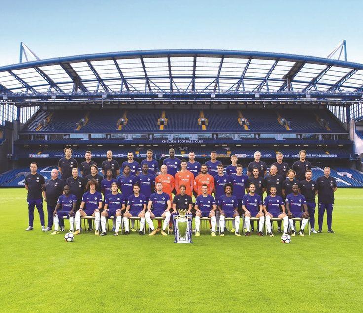 Chelsea FC 2017-2018