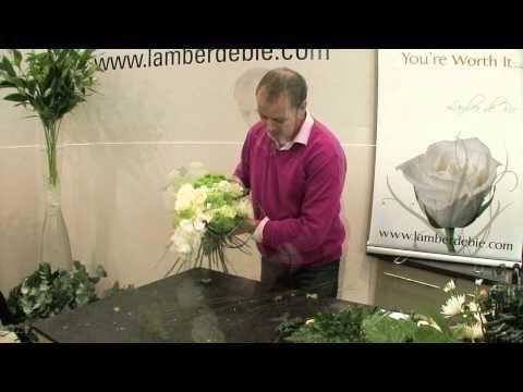 Lamber De Bie Dutch Master Florist Best Wedding Ireland