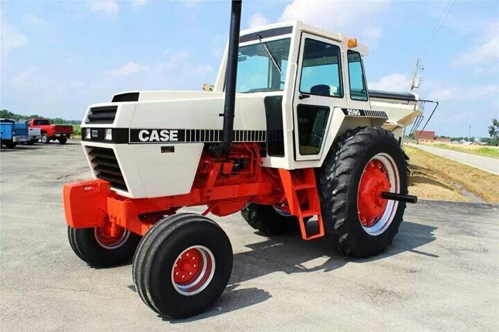 Parts Tractor 2590case : Best images about ji case on pinterest the very sats
