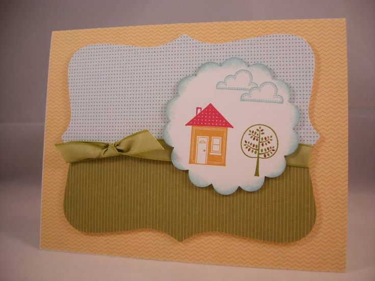 Happy New House by mandypandy - Cards and Paper Crafts at Splitcoaststampers