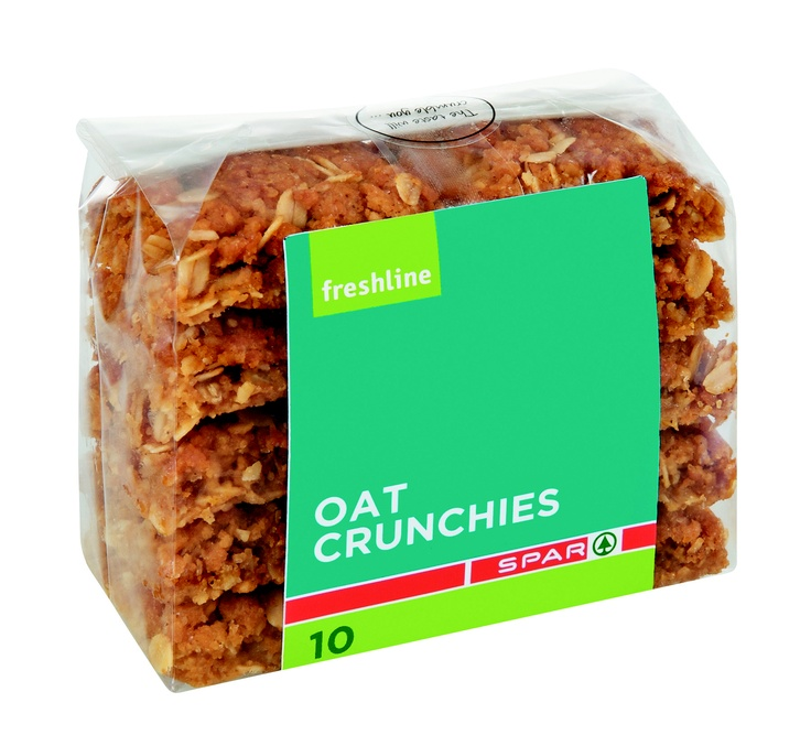 Oat crunchies