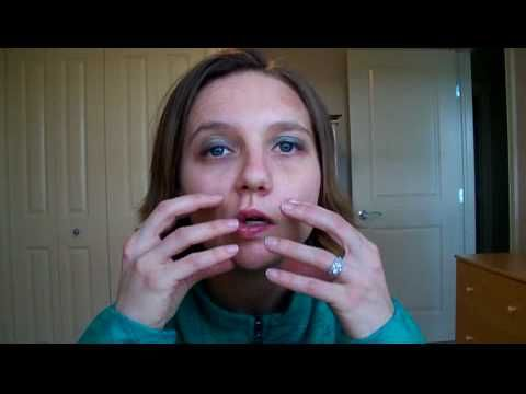 Bell's Palsy Treatment - Fitgirl15's Facial Exercises video - YouTube