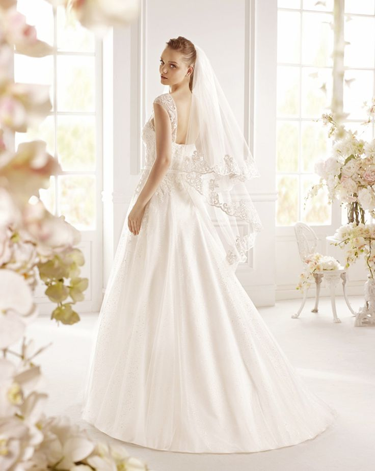 15 best Wedding Dress - Avenue Diagonal 2015 Collection images on ...