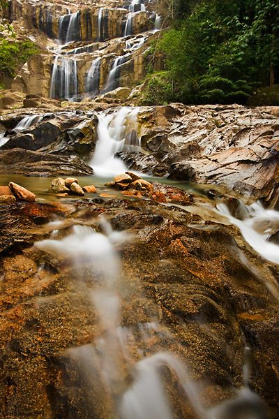 Beautiful Waterfall - Malaysia