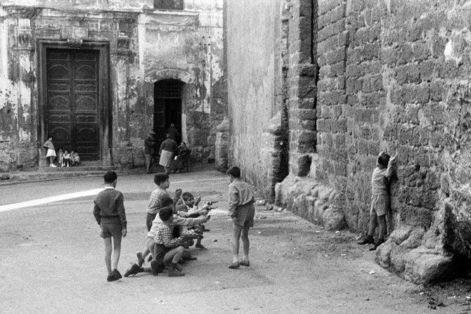 Palermo, Italy 1960 | foto: enzo sellerio