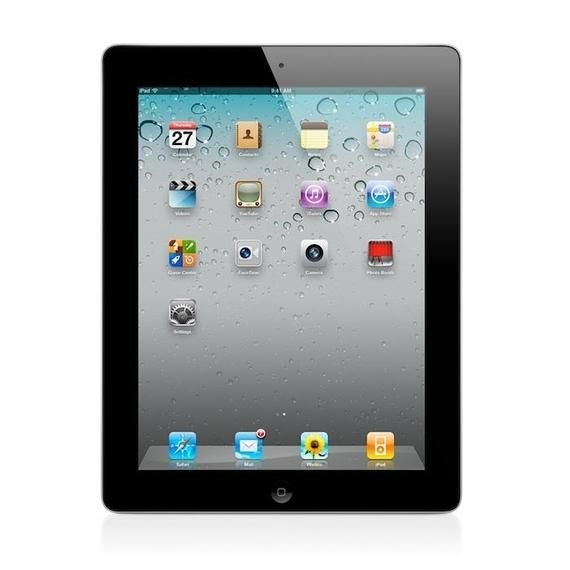 Apple iPad 2 16GB Verizon GSM Unlocked Wi-Fi + Cellular - Black