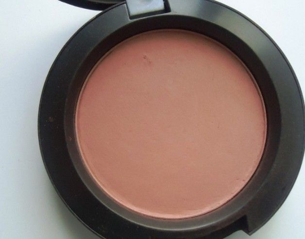 MAC Mocha Matte Blush: Review, Swatches and Dupe