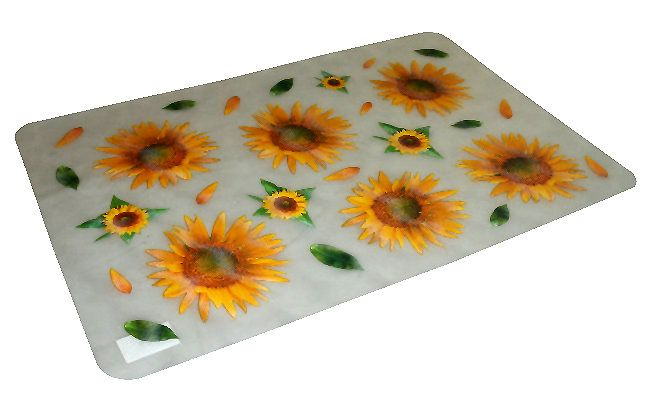 Sunflower themed Kitchen | Free Download Tico Decorations Kitchenware Home Decor Gifts Sunflower