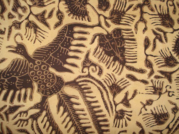 Pengertian Seni Batik dan Teknik Membuat Batik