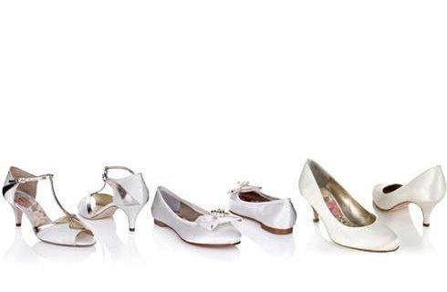 Indossare scarpe da sposa: con tacco alto o basso