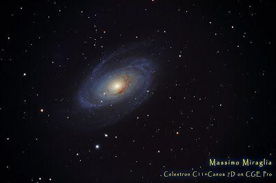 Massimo Miraglia: M81 - La galassia di Bode