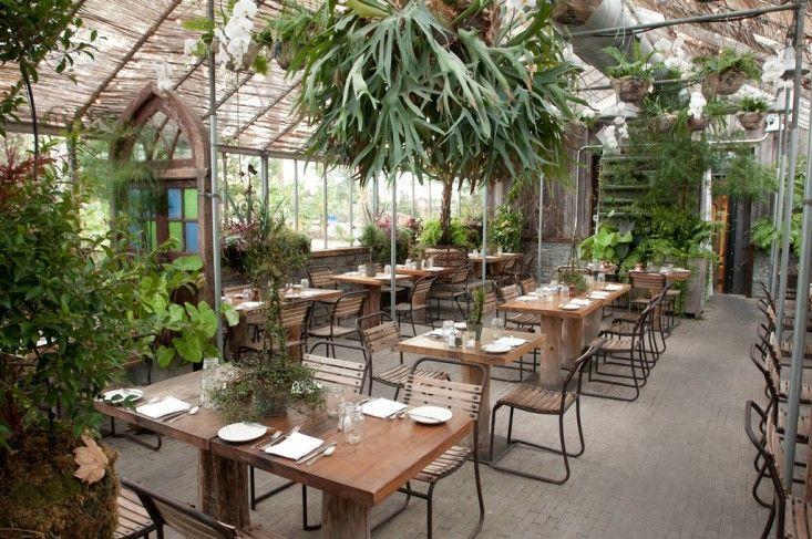 Garden Cafe at Terrain | Remodelista