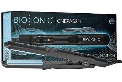 Bio Ionic One Pass Flat Irons...More detail at http://www.hairstraightenermodels.com/cheap-versus-expensive-flat-irons/