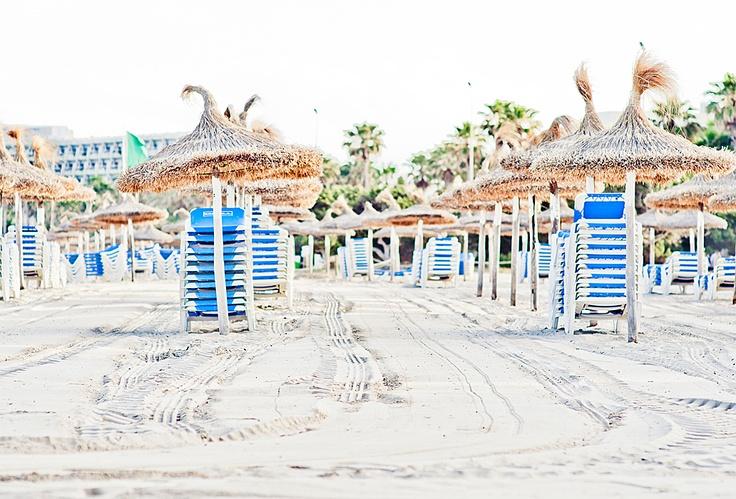beach in Sa Coma