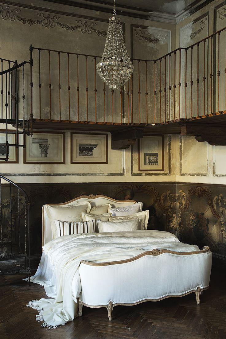 Bespoke bed linen. Luxury Nights, Christian Fischbacher