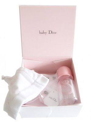 Baby Glamour: Baby Dior