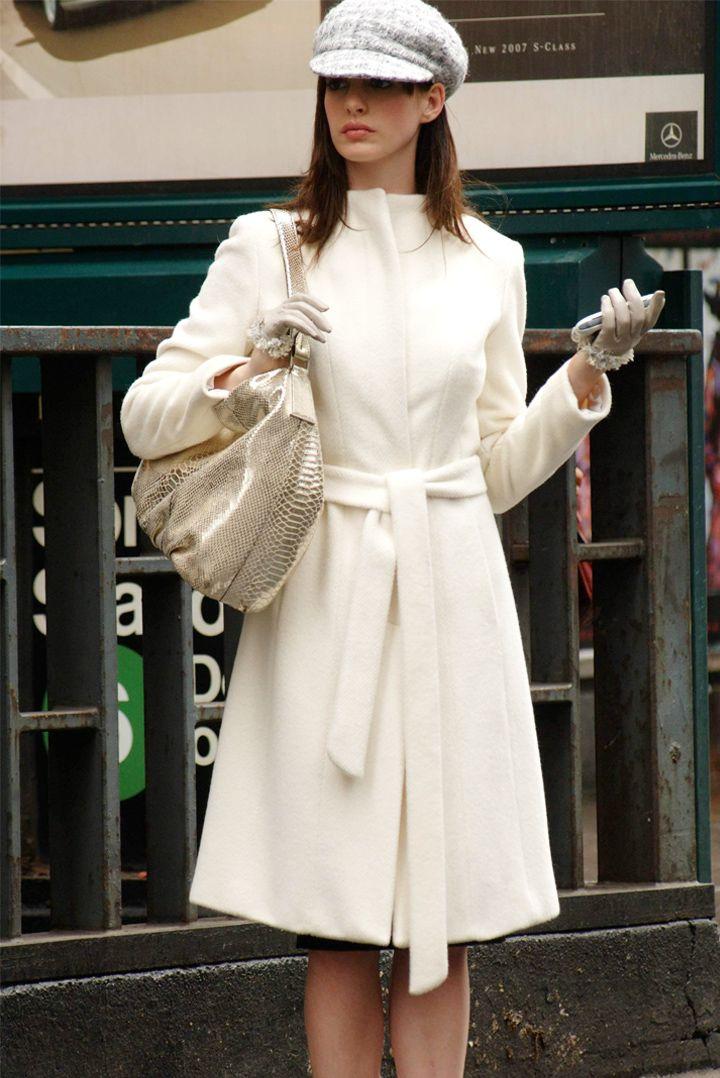 Las reglas de estilo según El diablo viste a la moda - Púrpura