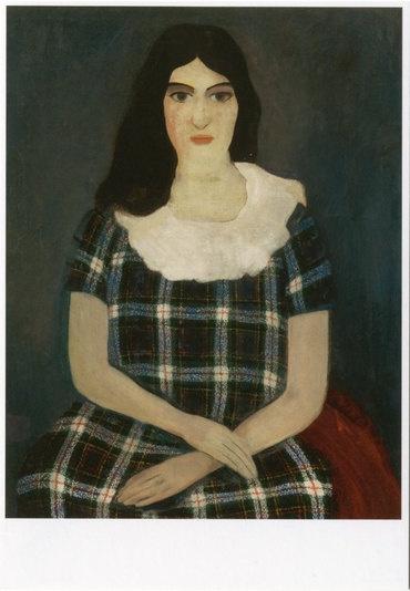 PORTRET  Paul Citroen - Edith Breslauer. Een protret is een afbeelding van een gezicht. Er zijn drie manieren van portretteren: en face, en profil a trois quart.