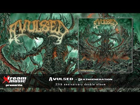 DAY ON A SCREEN: AVULSED - DEATHGENERATION (sampler)
