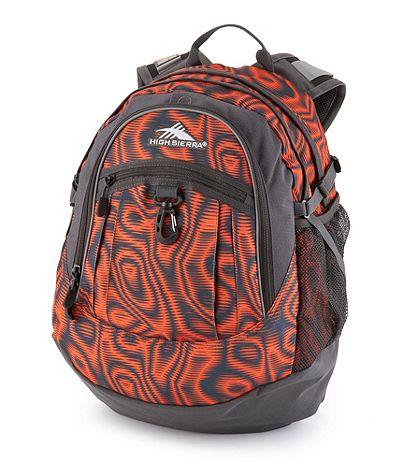 High Sierra® Faze Mercury Fatboy Backpack | Carson's