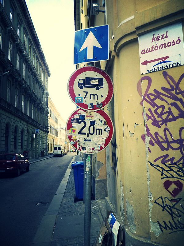 Road Ahead in Budapest