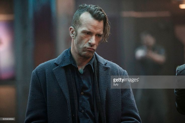 THE EXPANSE -- 'Critical Mass' Episode 109A -- Pictured: Thomas Jane as Detective Josephus Miller --