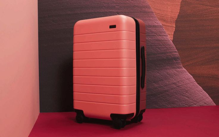 Away Just Launched Two-tone Suitcases — But Only for a Limited Run   The luggage brand introduced three new covetable color options for its cult-favorite suitcases.