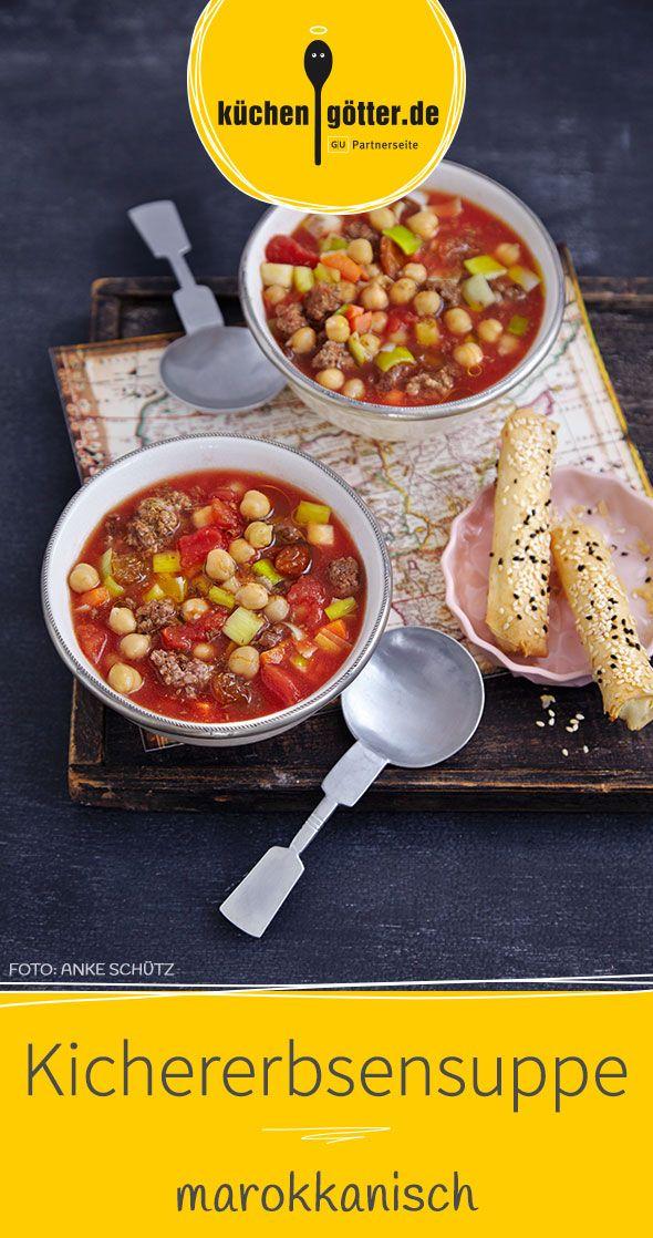 die 25+ besten ideen zu kichererbsensuppe auf pinterest | rezepte ... - Nordafrikanische Küche