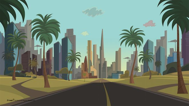 Total Drama: Ridonculous Race Dubai LOCATION BG by TheTDChronicler.deviantart.com on @DeviantArt