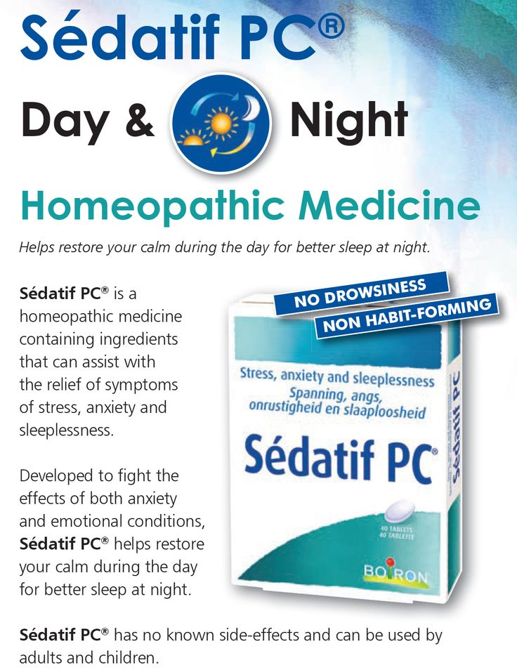 Sédatif PC  Sédatif PC is a homeopathic medicine containing ingredients that can assist with the relief of symptoms of stress, anxiety and sleeplessness.  www.lebron.co.za