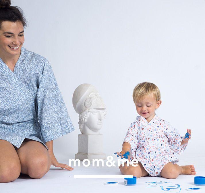Ropa para bebé online Tukimono: Kimonos de Algodón Orgánico para bebés, Kimonos de Algodón Orgánico para niños, Kimonos de Algodón Orgánico para mamás.