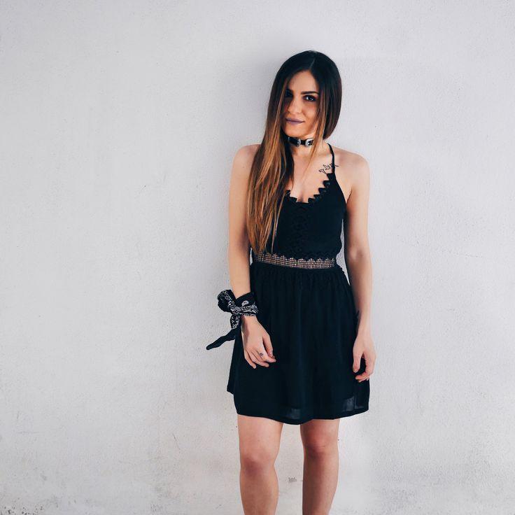 Jennyfer lace dress