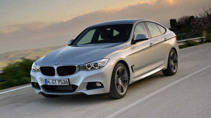 the new BMW 3 series is out!