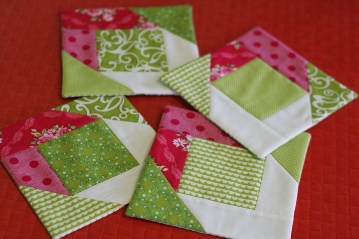 CUTE mug mats from Janelle Wind