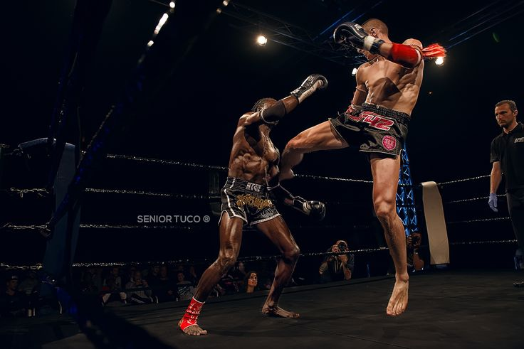 Middle - middle shot taken on gala of muay thai , hope you like dear friends
