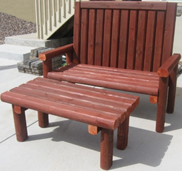 1000 images about landscape timbers wow on pinterest for Landscape timber bench