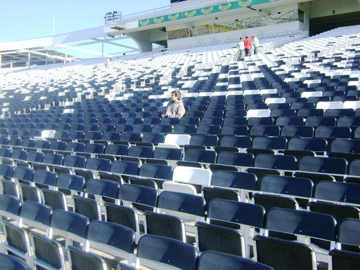 Estadio Monumental David Arellano, Santiago de Chile. #COLOCOLO