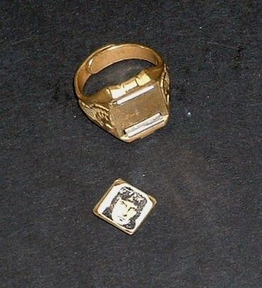 Captin Midnight Decoder Ring