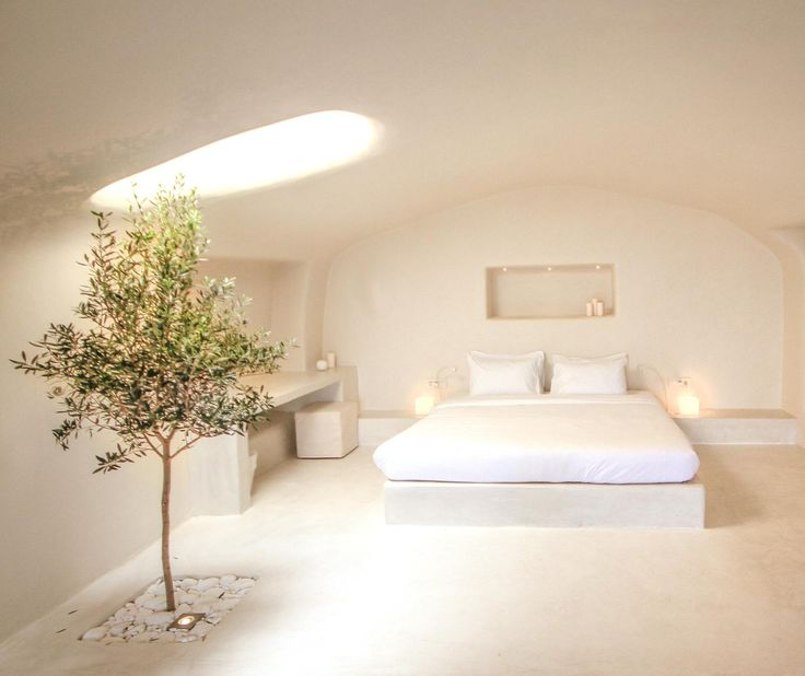 Portfolio – Panos Barous #interiors #minimal #hotels #santorini