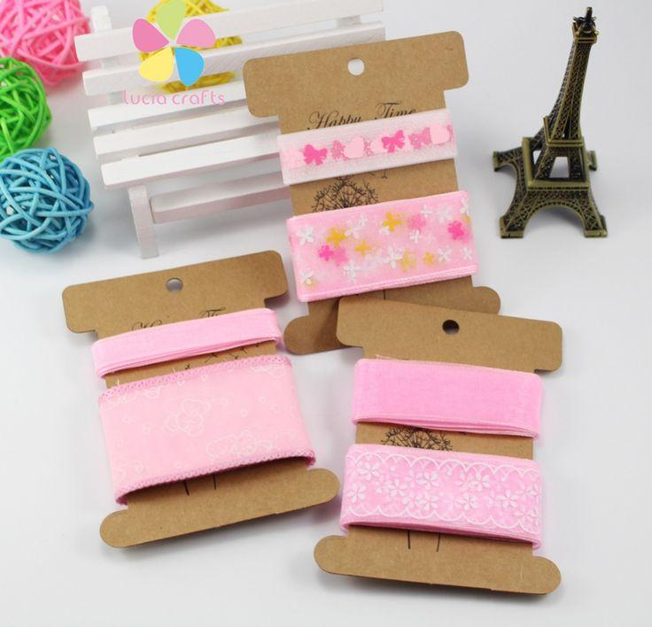 6 yards/lot Mixed Sizes Dots Printed Organza Ribbon Handmade Hair Bow Tape DIY Garment Sewing & Headwear Accessories 040044015 -