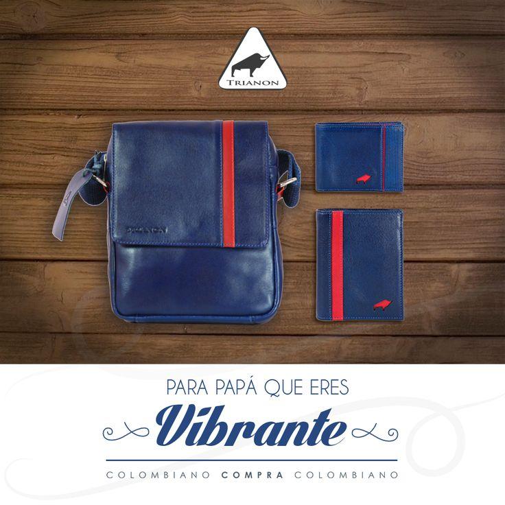 El estilo está de moda. Renueva el tuyo con los mejores #accesorios. #FelizDíaPapá http://trianon.com.co/